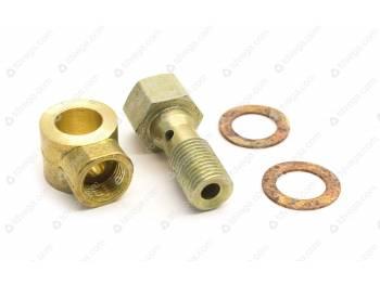 Ремкомплект муфты соединительной передних тормозов (АДС) (№004)