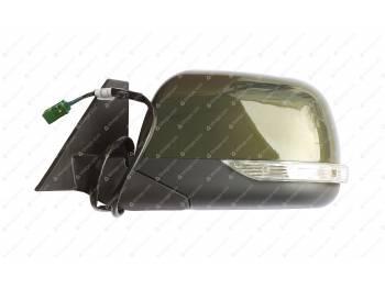 Зеркало заднего вида с электроприв-подогревом левое Патриот (с 2015 г.в) с повт. поворота ЗЛМ(ZLM) (3163-00-8201071-00)