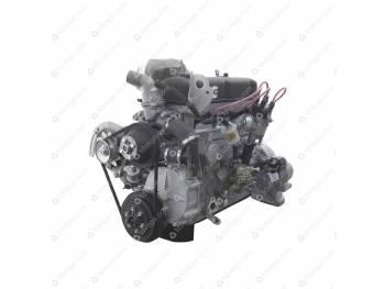 Двигатель (89 л.с.) УМЗ 4218 СО, АИ-92, с рычаж сцеплен.(грузовой ряд) (4218.1000402-10)