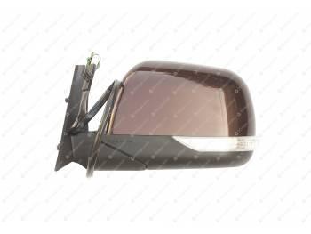 Зеркало заднего вида с электроприв-подогревом левое Патриот (с 2015 г.в) с повт. поворота KAM (3163-00-8201071-00)