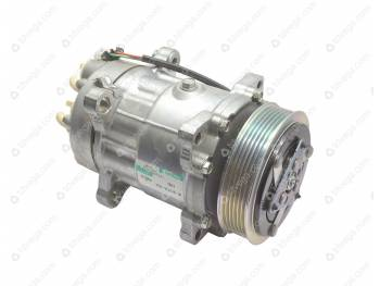 Компрессор на кондиционер Sanden (6РК) бензин (3163-00-8131010-30)