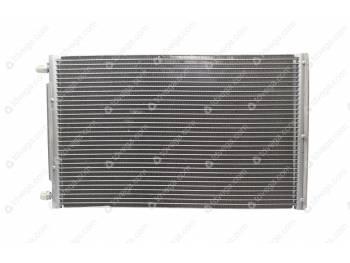 Конденсатор (радиатор)кондиционера Delphi (LRAC 0363) LUZAR (3163-00-8131020-10)