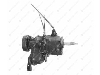 Агрегат в сб. УАЗ 469 4-х синх.КПП (тонкий вал)++ (3151-20-1700005-95)