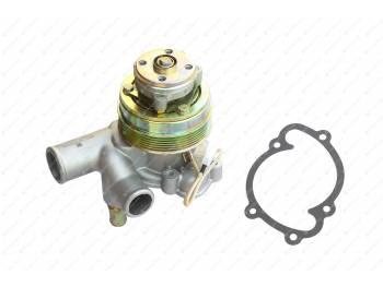 Насос водяной ЗМЗ-40522 с эл. муфтой, с прокладкой (завод) (4063-1307010-62)