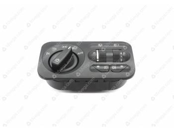 Модуль управления светотехникой н/о 471.3769 (горизонтальный разъем) (3163-00-3769600-10)