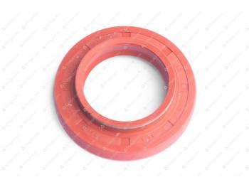 Сальник хвостовика 42х68х10/16,4 с 2 пружинами (силикон)MetalPart (МР-3741-1701210)
