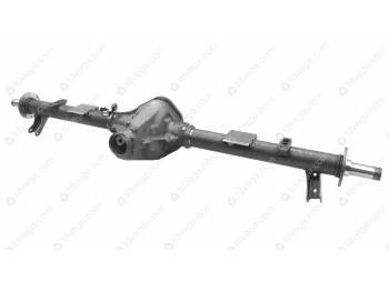 Картер заднего моста УАЗ-3162 с кожухами без АБС (3162-00-2401010-10)