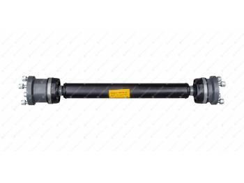 Вал карданный перед 3163 L= 60 Шрус (2-х опор с мех РК 625мм) на ШРУСАХ (3163-2203010)