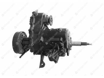 Агрегат в сб. УАЗ 452 4-х синх.КПП (тонкий вал)++ (2206-00-1700005)