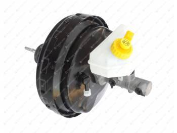 Усилитель вакуумный тормоза в сб. с ГТЦ Патриот (рестайлинг АБС-9+ESP) (3163-00-3505008-20)