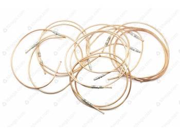 Трубка торм. (367) медн. от главного цилиндра к центральному соединителю д.5 (22065-3506020)