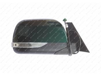 Зеркало заднего вида с электроприв-подогревом правое Патриот (с 2015 г.в) с повт. поворота АММ(AMM (3163-00-8201070-00)