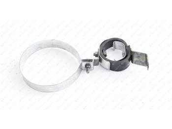 Хомут резонатора подвес. с резинкой d-130мм/новинка (31512-1203079/31512-12030)