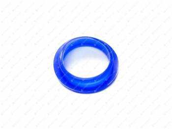 Уплотнитель крышки клапанов (свечного колодца) ЗМЗ-406 н/о синий силикон (406.1007248-10)