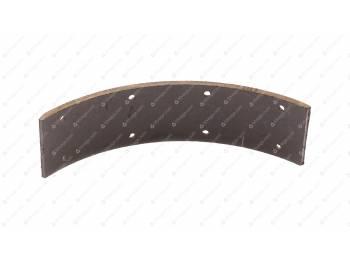 Накладка тормозной колодки короткая (сверленая) (Фритекс) (20-3501106)