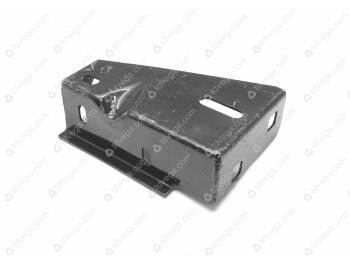 Кронштейн крепления переднего бампера УАЗ-3160 левый (3160-00-2803027-00)