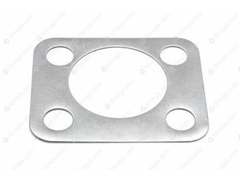 Прокладка регулировочная шкворня 0,1 мм (min 20) (0469-00-2304028-00)