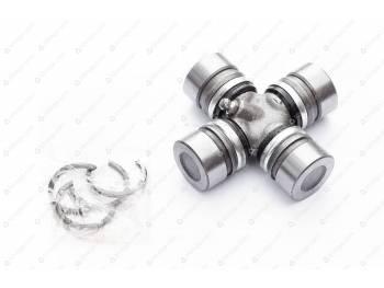 Крестовина карданного вала УАЗ/ГаZ (d 30) с масленкой и стопорными кольцами Прамо (3102-2201025)