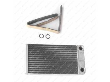 Радиатор отопителя УАЗ-3163 (09.2016) тип К-Dac (LRh 03638)LUZAR (3163-00-8101060-50)