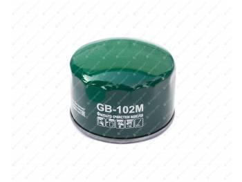 Фильтр масляный ВАЗ 2108 УАЗ ПАтриот (2009-2014) дв.40904 Евро-3 с конд. (BIG FILTЕR) (GB-102М)