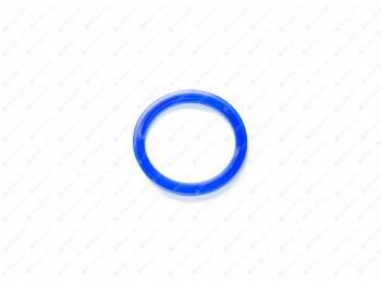 Прокладка пробки маслозаливной горловины ЕВРО-3/ЕВРО-4 синий силикон (40624-1009159)