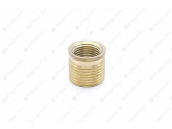 Ввертыш свечной бронзовый короткий дв. 402,417,421 (min 10)