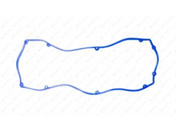 Прокладка клапанной крышки ЗМЗ-409 ЕВРО-4 (10 отв.) синий силикон (40624-1007245-10)