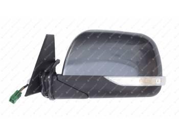 Зеркало заднего вида с электроприв-подогревом левое Патриот (с 2015 г.в) с повт. поворота TFM (3163-00-8201071-00)