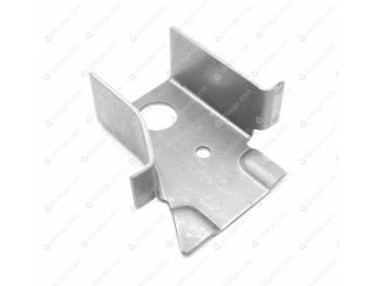 Кронштейн передней рессоры 3962 (БЕЗ ОСИ) правый (3962-00-2902446-00)