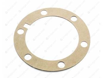 Прокладка крышки подшипника шестерни заднего моста 0,5 мм. (0069-00-2402036-00)