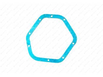 Прокладка крышки картера моста (синяя) ПМБ (толстая 1,5 мм) (3160-00-2401019-11)