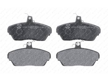 Колодка тормозная дисковая переднего тормоза Газель, ГаZ 3110, Собол_ь. (к-т 4 шт) (АДС) (42020.3302-00-3501170-00)