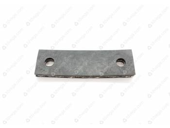 Ремень крепления выхлопного конца глушителя к полу кузова (0072-00-1203057-01)