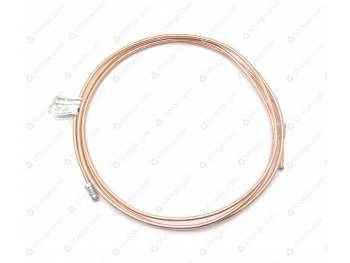 Трубка торм. (2850) медн. от муфты до регулятора д.5 (3162-20-3506083-20)