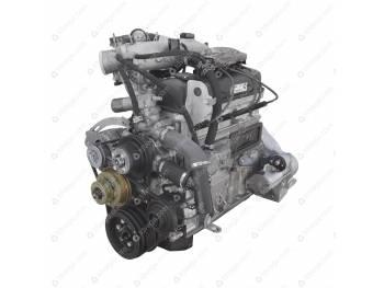 Двигатель (107 л.с) УМЗ 4216 ОО, АИ-92 Газель с ГУР, инжектор ЕВРО-3, (грузовой ряд, автобусы) (4216.1000402-10)