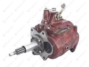Коробка передач УАЗ 452 (АДС) (все передачи синхрониз.) (42000.0452-00-1700010-11)