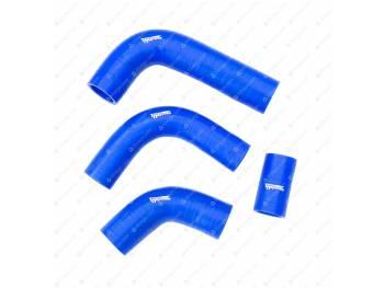 Патрубки радиатора УАЗ дв. УМЗ 4213 Хантер (4 шт) (силикон)