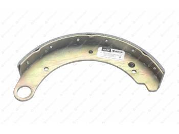 Колодка тормозная с длинной накладкой (усиленная) АДС (42000.3151-00-3501090-10)