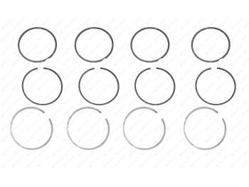 Кольца поршневые 95,5 Оригинальные з/ч (405.1000100-02)