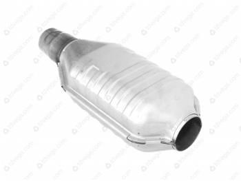 Нейтрализатор УАЗ 3741 с дв. УМЗ-4213, ЕВРО-2 без фланцев (МГС) (2206-94-1206006-00)