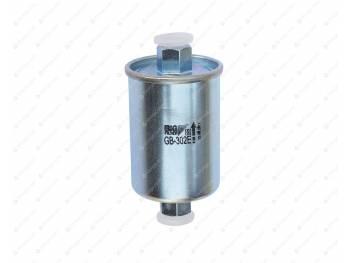 Фильтр топливный тонкой очистки Хантер ,Патриот под штуцер (рез, соед.)(BIG FILTER) (GB-302e)