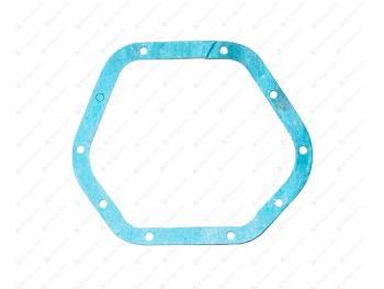 Прокладка крышки картера моста (синяя) ПМБ (тонкая 0,8-1,0 мм) (3160-00-2401019-11)