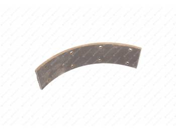 Накладка тормозной колодки задняя короткая (сверленая) БЗ АТИ (20-3501106)