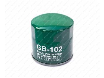 Фильтр масляный ВАЗ-2101, УАЗ УМЗ-421,4178,4218 (BIG FILTЕR) (GB-102)