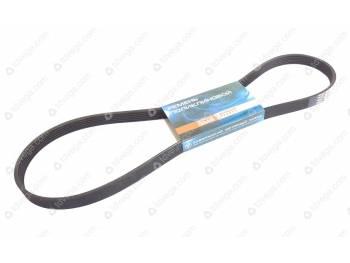 Ремень 1275 привода агрегатов(6РК) ЗМЗ-40904 УАЗ без конд.,ЗМЗ-40524,4052 ЕВРО-3 без ГУР RUBENA (0406-24-1308020)