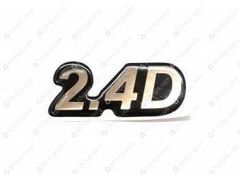 Наклейка 2,4D (3151-95-8212507-00)