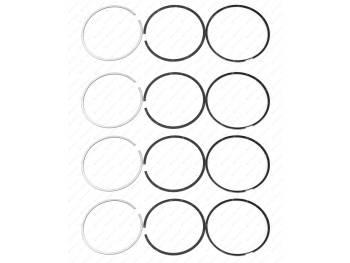 Кольца поршневые 96,5 ВК (УМЗ-А274) КИТ (KNG-1000100-64)