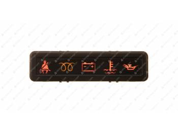 Блок контрольных ламп 43.3803-04 (3151-20-3803010-11)