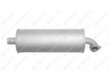 Глушитель УАЗ 3160 (Баксан) (3160-00-1201010-200)