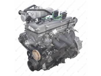 Двигатель ЗМЗ-409 000 АИ-92 УАЗ Патриот, Хантер ЕВРО-2/ (409.1000400-10)